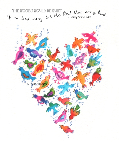 507th heart